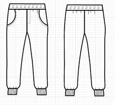 Free Sewing Patterns Online Adorable TECHNICAL DRAWING On The Cutting Floor Printable Pdf Sewing