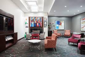Living Room Bar Nyc Club Quarters Hotel Wall Street Financial District Lower