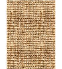 andes jute area rug natural image