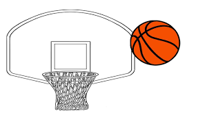 Basketball Drawing Pictures Coloring Pages How To Draw A Basketball Draw A Basketball Hoop