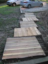 Patio From Pallets Expanding Patio With Repurposed Pallets Repurposed Pallets And