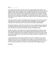 train complaint letter png train complaint letter letter of complaint