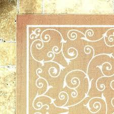 home depot outdoor area rugs indoor orange rug
