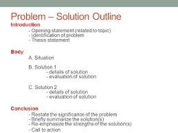 problem solution essay format how to write a problem solution  popular