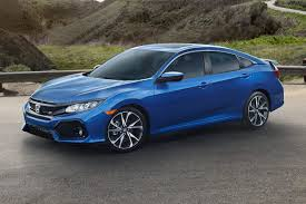 Honda Civic Si First Look Review Motor Trend