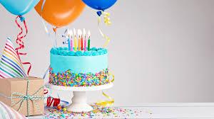Wallpaper Birthday Cake Receipt 8k Food 17427