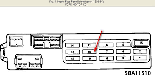 1991 ford probe fuse box wiring diagram basic ford probe fuse diagram wiring diagram list1993 ford probe fuse diagram wiring diagrams active 1993 ford
