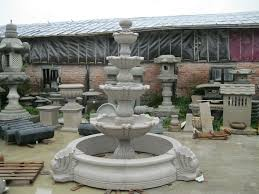 lovable large yard fountains large garden fountains for water fountains ideas