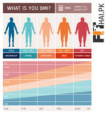 Bmi Underweight Overweight Chart Body Mass Index Bmi Chart Fit Nutrition