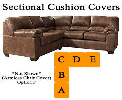 ashley bladen sectional replacement