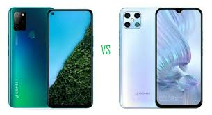 Gionee M12 vs Gionee M12 Pro Full Side ...