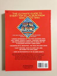 The Billboard Book Of Top 40 Albums Amazon Co Uk Joel