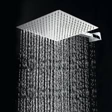 shower that rains from the ceiling rain shower head rain shower ceiling reviews grohe rainshower ceiling shower arm
