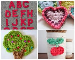 Free Crochet Applique Patterns
