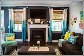 Turquoise And Dark Brown Living Room Lisaasmith Interesting Living Room Turquoise Remodelling
