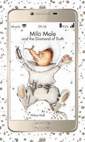 Wilma Wolf - Milo Mole and the Diamond of Truth | eBay
