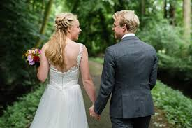 Bruidskapsels Half Opgestoken Kort Haar Hairclusief Baarn