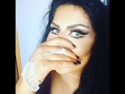 natalie halcro khaliji pou doll makeup look tutorial p t 2