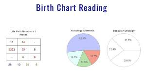 Numerology Chart Numerology Birth Chart Reading Explained