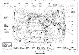 96 ford probe gt 2 5l control valve hoses and canister Ford Escape Evap System Diagram the splice s182 is located in the wiring harness, somewhere near the point where the wire to ground g101 comes out of the main harness bundle 2002 ford escape evap system diagram