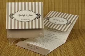 Wedding Invitation Folding Fold Invites Rome Fontanacountryinn Com
