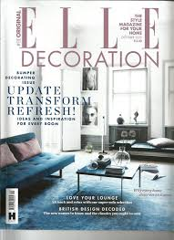 Small Picture House on Water Ltd featured in ELLE DECORATION UK Dirkmarinecom