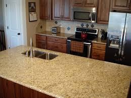 Granite Kitchen Giallo Ornamental Granite Kitchen Countertop The Granite We