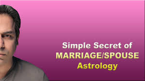 Natal Birth Chart Marriage Marriage Spouse Meeting Circumstances In Astrology