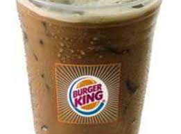 Smooth roast iced coffee (plain or vanilla) $2.39: My Better Than Mocha Joes Frappe Ouchi Anno As My Daughter Calls Them Recipe Frozen Drinks Burger King Ice Coffee Recipe