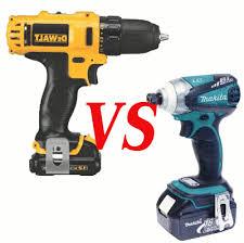 dewalt impact driver vs drill. impact driver vs drill dewalt 0