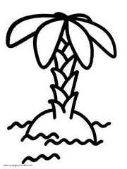 45 Kindergarten Coloring Pages Nature Printable Sheets