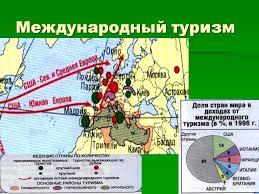 Международный Туризм Реферат dannieauctions Международный Туризм В России Реферат