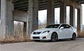 Lexus IS F Reviews | Lexus IS F Price, Photos, and Specs | Car and ...