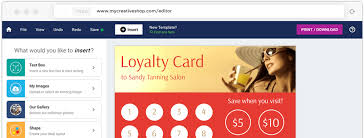 Maybe you would like to learn more about one of these? Loyalty Card Maker Create Loyalty Cards At Mycreativeshop