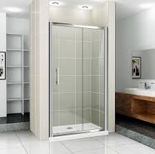 best sliding shower door design for small shower room