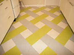 Sticky Tiles For Kitchen Floor Linoleum Tile Flooring
