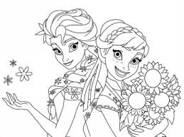 Frozen 2 Coloring Pages At Getcoloringscom Free Printable
