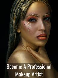 do you want to bee a professional makeup artist
