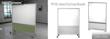 office panels dividers. smartscreens office partitions and mobile dry erase whiteboards panels dividers