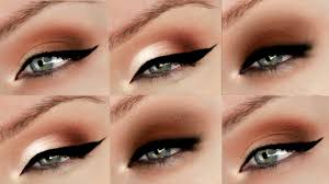 hooded eyes eyeshadow techniques 3 diffe styles
