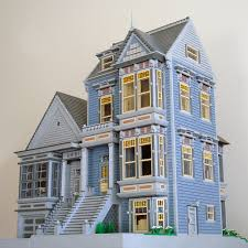 Lego Full House Full House Victorian A Legoar Creation By Boise Bro Mocpages