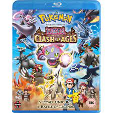 Pokemon The Movie: Hoopa and the Clash of Ages Blu-ray - Zavvi UK