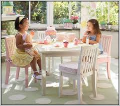 view larger toddler table and chairs