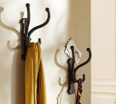 Pottery Barn Tree Coat Rack Cosy Coat Rack Pottery Barn Moran Double Hook Antler Mercury Glass 44