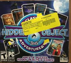 Can you find the items in the pictures? New Hidden Object 8 Pack Classic Adventures Iii Pc Game Princess Case Ebay