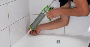 waterproof grout vs silicone what s best when renovating your bathroom