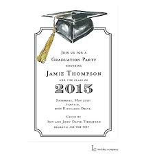 Invitation To Graduation Party Templates Awesome Graduation Party