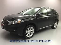 2010 lexus rx 350 awd 4dr available in naugatuck ct