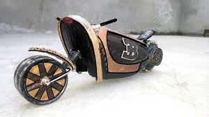 But they have been ignoring the widely used cheap alternative: How To Make A Motorcycle Bugatti Motorcycle Amazing Diy Cardboard Rc Bugatti Bike