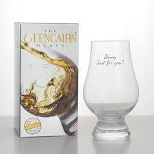 personalised glencairn whisky tasting glass
